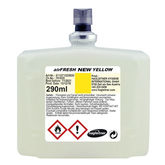 Air Freshner Refill Yellow 8x300 ml i gruppen Luftfräschare / Dispensersystem hos VISAB i Skandinavien AB (4110700406)