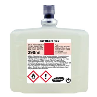 Air Freshner Refill Red 8x300 ml i gruppen Luftfräschare / Dispensersystem hos VISAB i Skandinavien AB (4110700506)