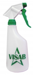 Flaska spray med tryck Visab 650 ml inkl. Spraypistol
