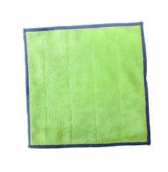 Microduk premium duo cloth green/blue