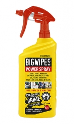 Big Wipes PowerSpray 8 st/kart