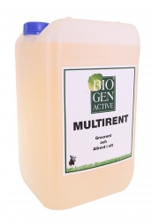 Multirent BGA 25 liter dunk