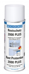 Weicon Rust Protection 2000 Plus Silver Grå 400 ml